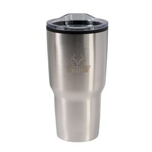 Color Splash 30 oz Stainless Steel Economy Tumbler